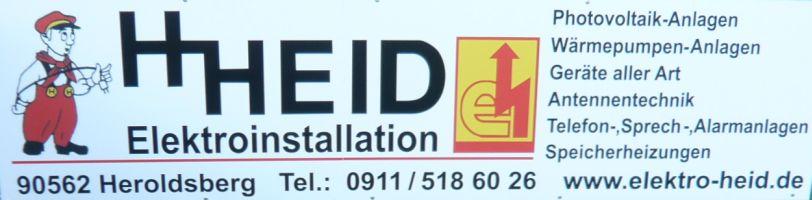 H Heid Elektroinstallation
