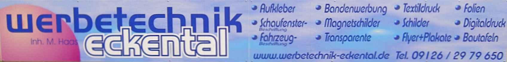 Werbetechnik Eckental