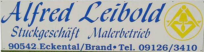 Alfred Leibold Stuckgeschäft Malerbetrieb